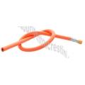Creion flexibil, Culoare orange