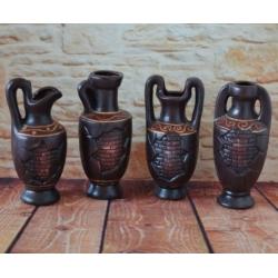 Set 4 Vase romane, Model 2