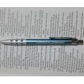 Pix blue elemente metalice, Increde-te in Dumnezeu!*