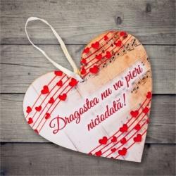 Inima mare lemn, Dragostea nu va pieri niciodata!