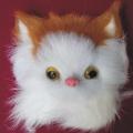Magnet decor animalut pisicut