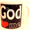 Cana mesaj I love GOD and He love me