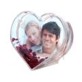 Glob foto inima cu inimioare, Personalizat