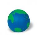 Minge antistres, Glob pamantesc