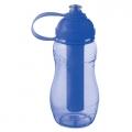 Bidon plastic ABS blu pentru baut