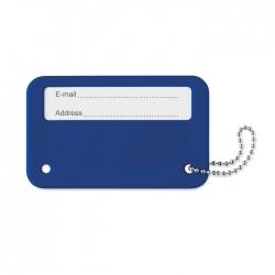 Eticheta bagaj blu,  Mundo