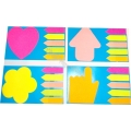 Set Post It color, in diferite forme